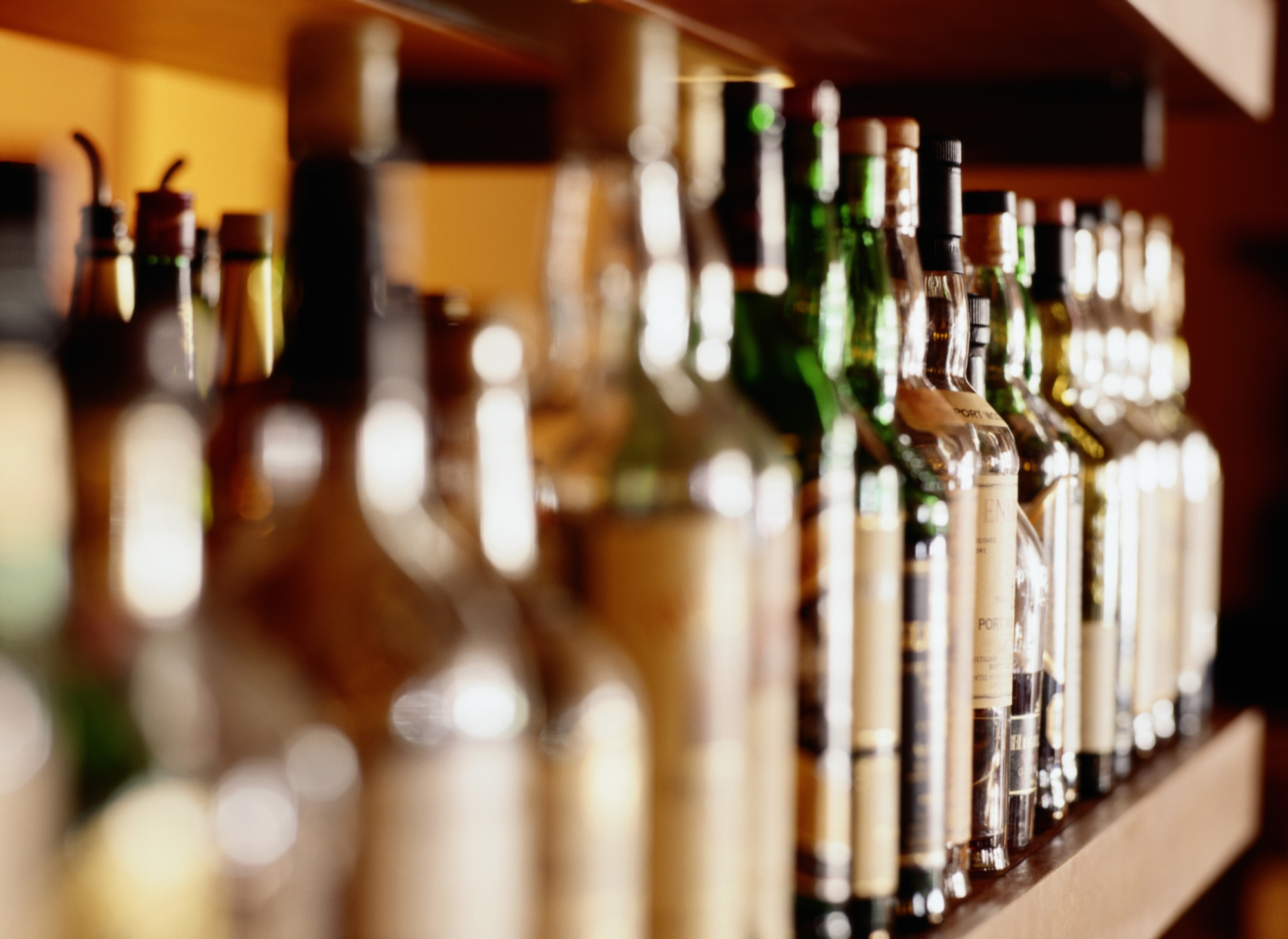 Police are frustrated at consistent liquor thefts.