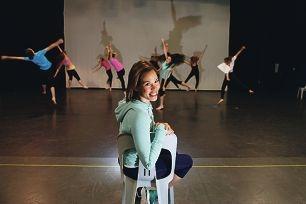 Dance teacher Pamela Konijn is a finalist in the 2014 WA Dance Awards. Picture: Emma Goodwin www.communitypix.com.au d427837