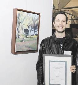 David'��s art a runaway success at Joondalup exhibition