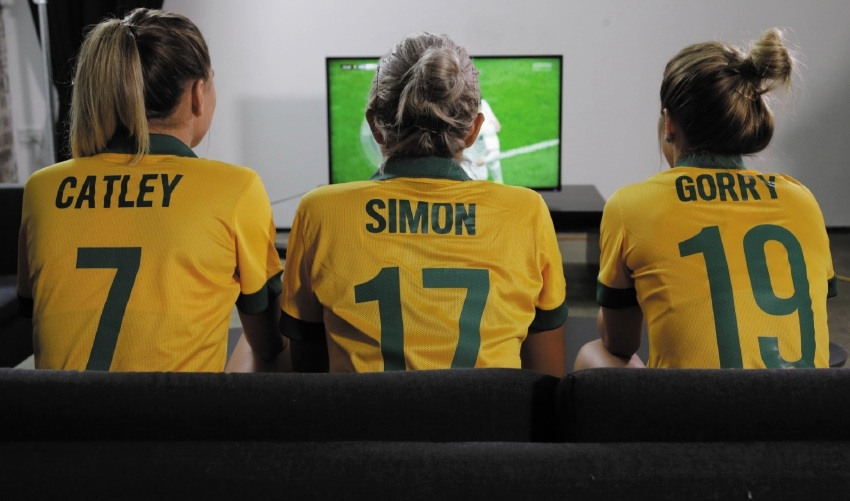 Matildas to be in FIFA soccer video game