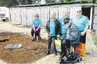 Northern Suburbs Stroke Support group drops in