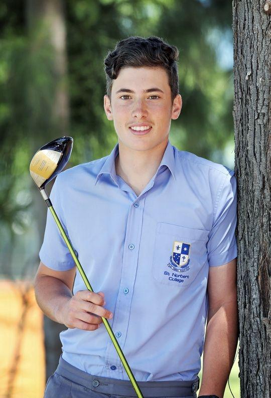 Cameron Jones (17) of Ferndale. Picture: David Baylis www.communitypix.com.au d428772