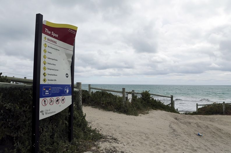 Live-streaming cameras could be installed at several City of Wanneroo beaches, including the The Spot in Two Rocks