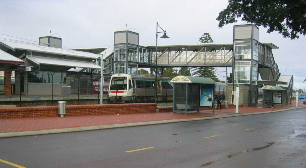 Bassendean Train Station Lifts