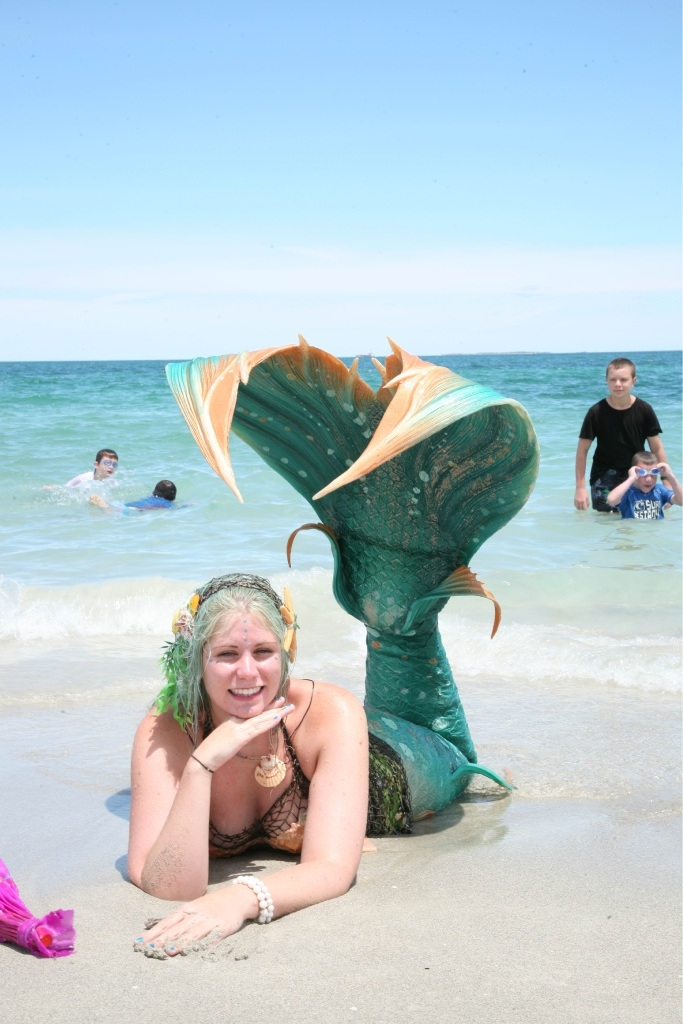 Perth Mermaids will make an appearance at this year's Coogee Beach Festival.