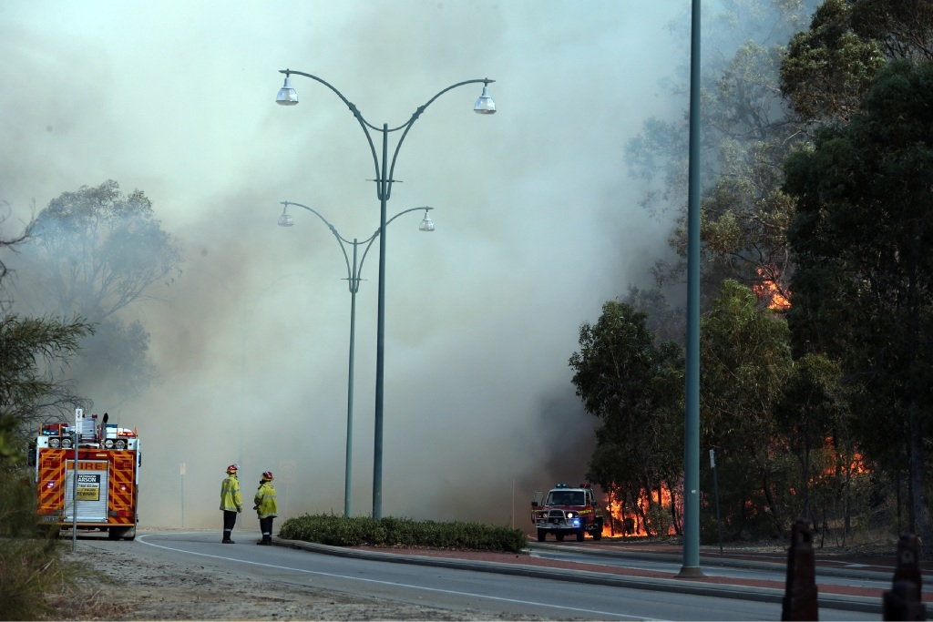 Morley Man Charged with Joondalup Fire