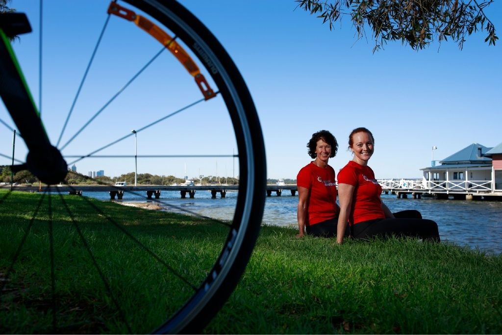 Wendy Wisniewski, Jessica Stokes will set off in March, members of a 20 women team from around Australia, undertaking the UN Women Ride for Rights Vietnam and Cambodia Challenge