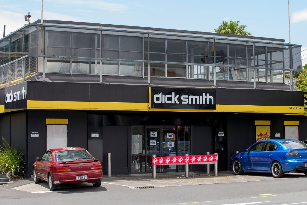 Electronics retailer Dick Smith went into receivership in early Januray, leaving many gift card holders in the lurch. Picture: Getty Images.