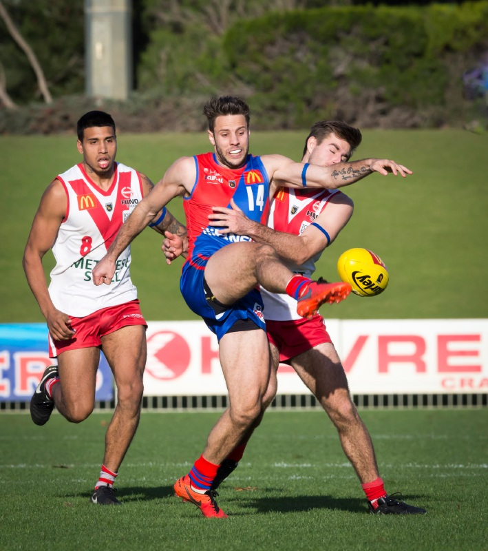 WAFL: West Perth faces tough three matches ahead after loss to South Fremantle