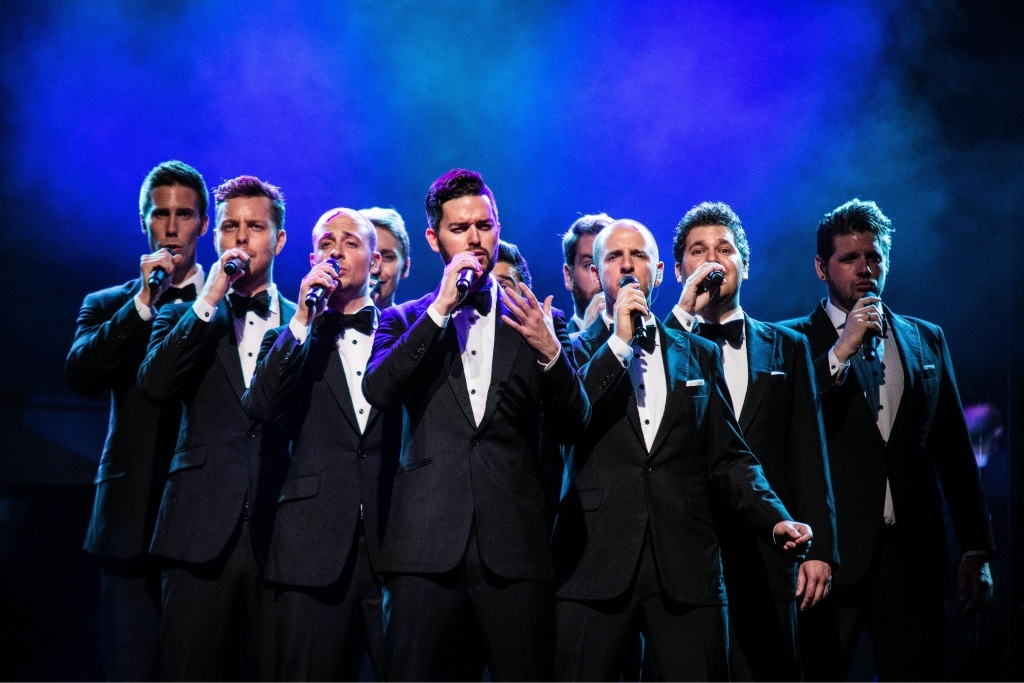 The TEN Tenors will perform at next year's City of Joondalup Valentine's Concert.