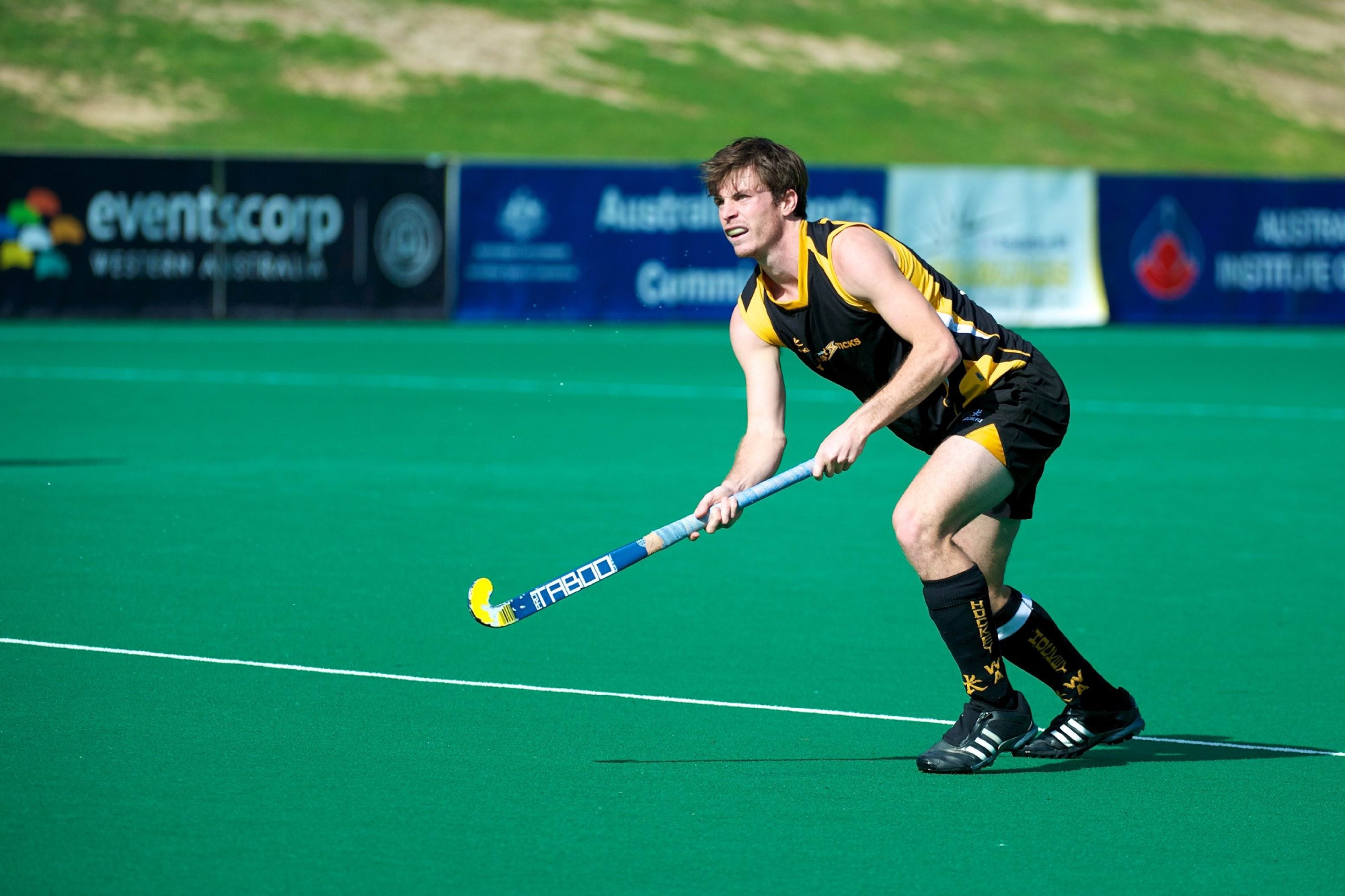 Kookaburra Fergus Cavanagh is the only West Australian set to represent the Australian men's hockey team at the Olympics.
