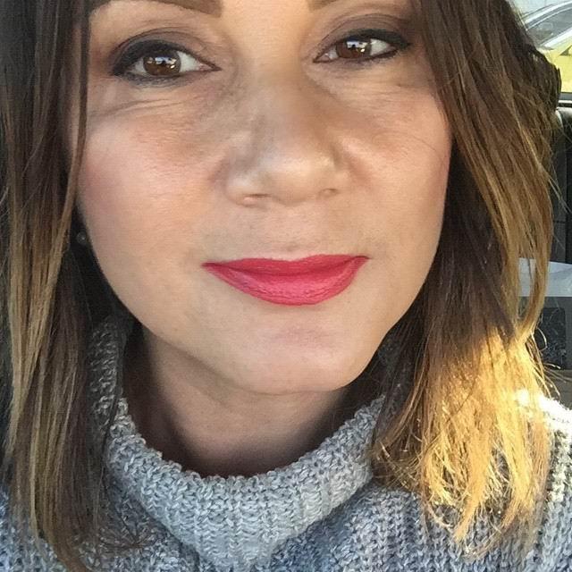 Beauty and fashion blogger Barbe Dolan
