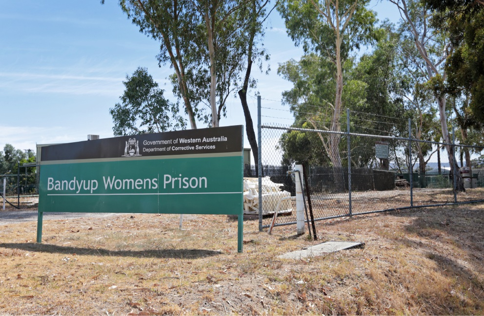 Bandyup Women''s Prison, Middle Swan. Picture: David Baylis
