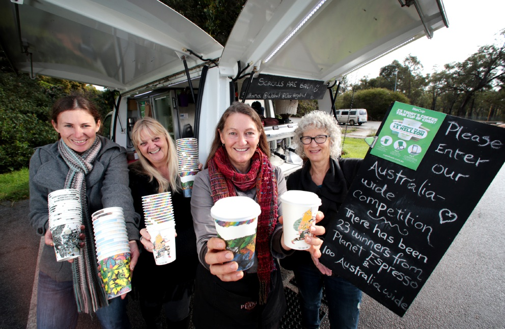 Parkerville coffee van a lucky hot spot for loyal customers