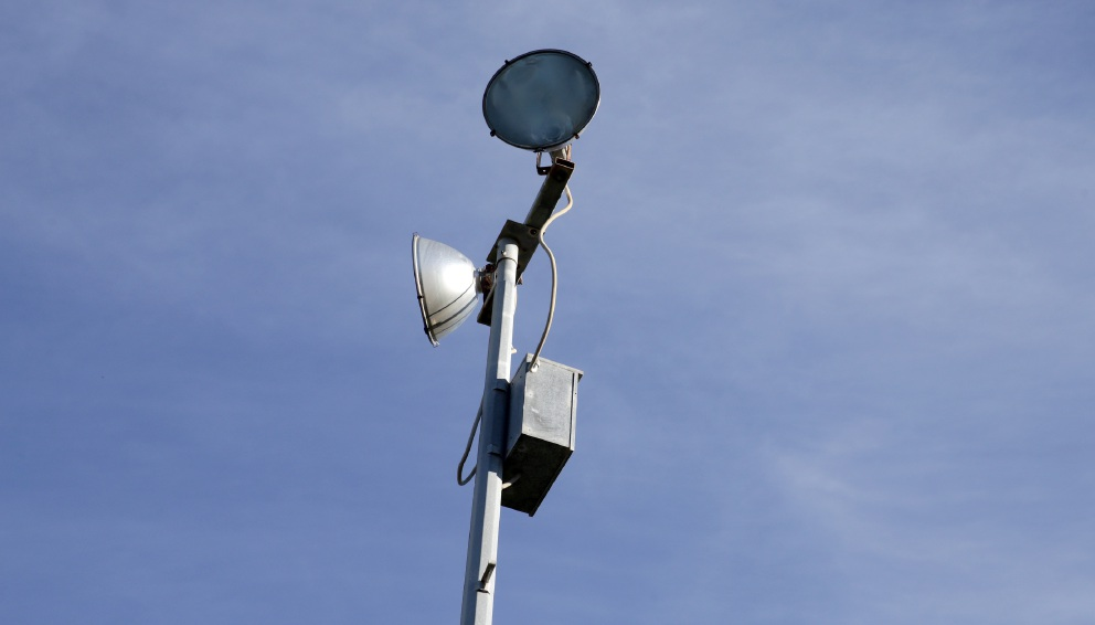Sports floodlighting at Admiral Park in Heathridge will be upgraded.