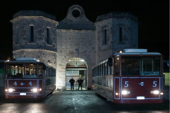 A ghost tour of Fremantle takes participants to some of the area's most iconic and supposedly haunted sites.