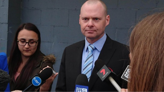 Kwinana: Aaron Pajich's father speaks about his anguish after his son's body was found in Orelia