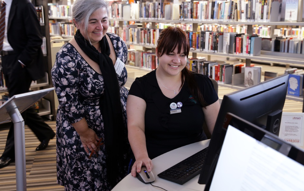 ESmart library recognition from Alannah and Madeline Foundation for City of Wanneroo library service