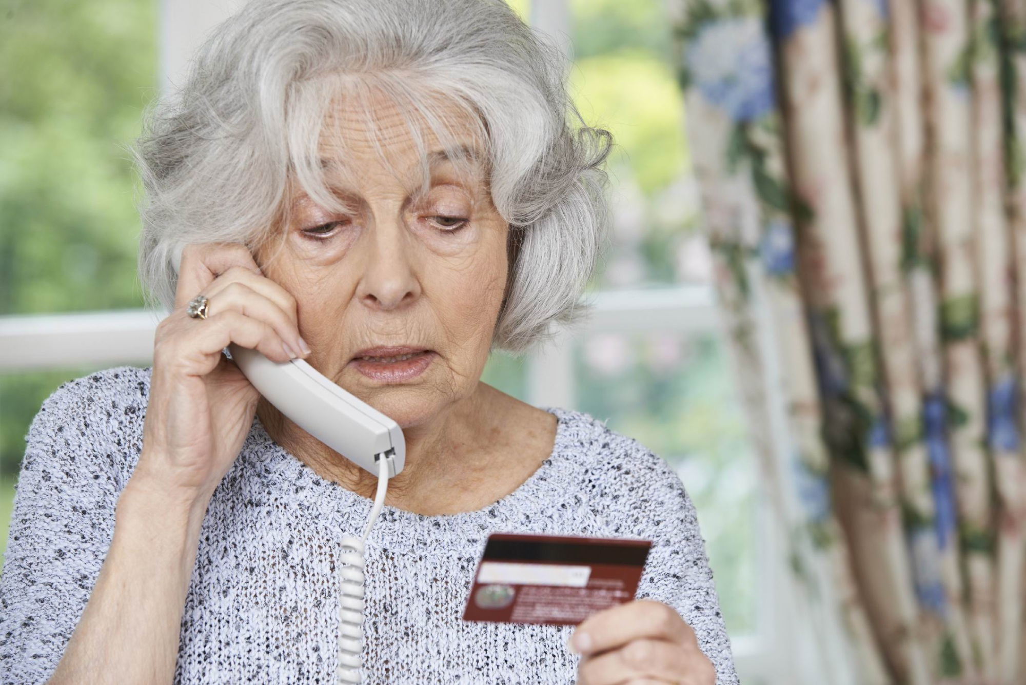 Police warn residents about international phone scammers