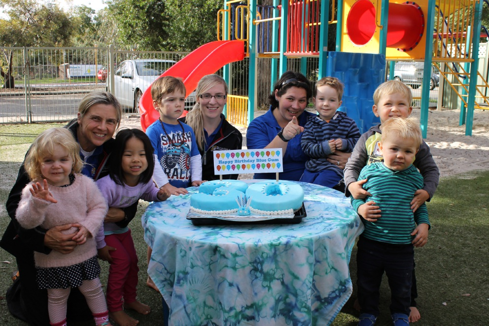 Blue Gum Early Learning and Childcare Centre celebrates 30th birthday