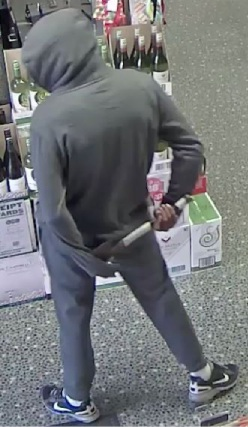 Rivervale armed robbery: polive hunting tomahawk-wielding man