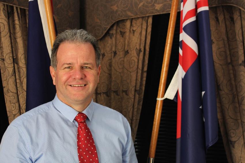 Dennis Jensen, Independent candidate for Tangney.