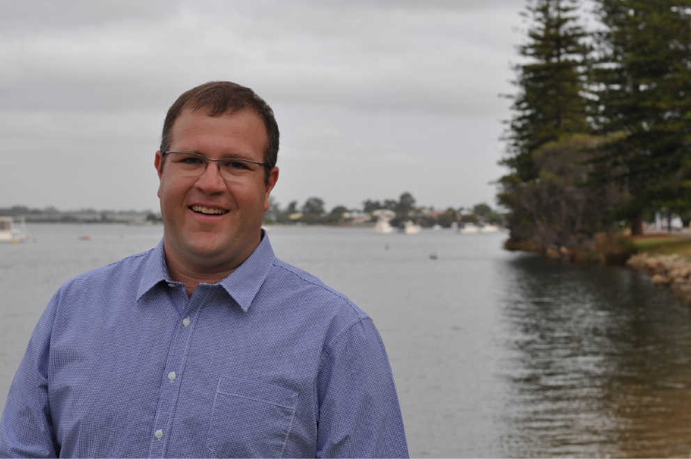 Ben Morton, Liberal Party member for Tangney.