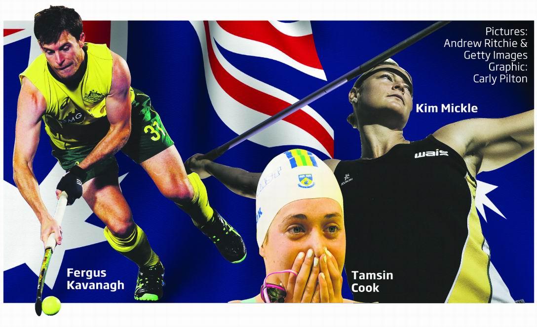 WA Olympians ready for big Rio send off