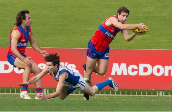 West Perth had a big win over East Fremantle. Pictures: Dan White