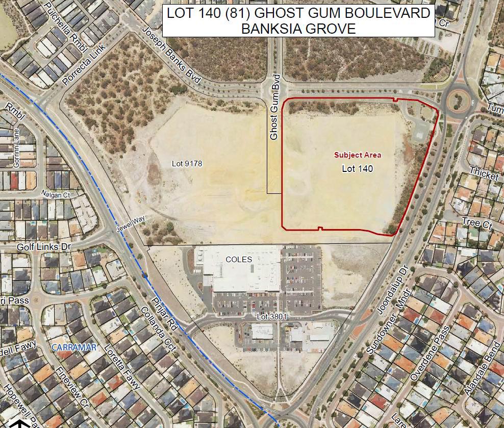 Banksia Grove: $32m development on panel's agenda
