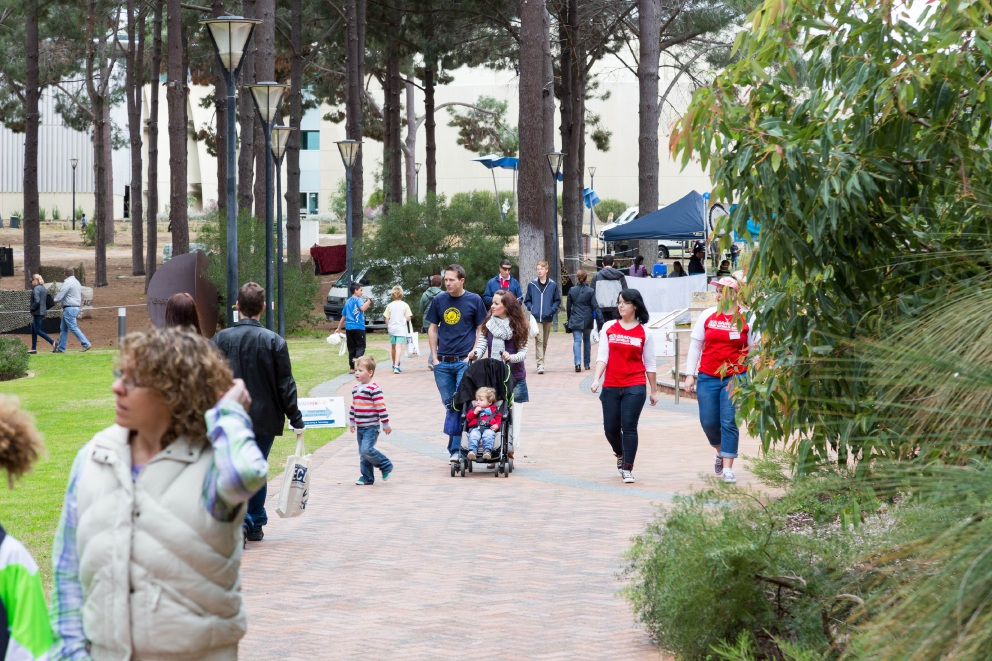 ECU Joondalup open day: a fresh angle on higher education promised