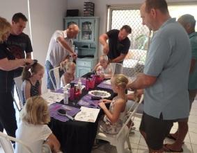 Daddy daughter hair workshops planned in Carramar