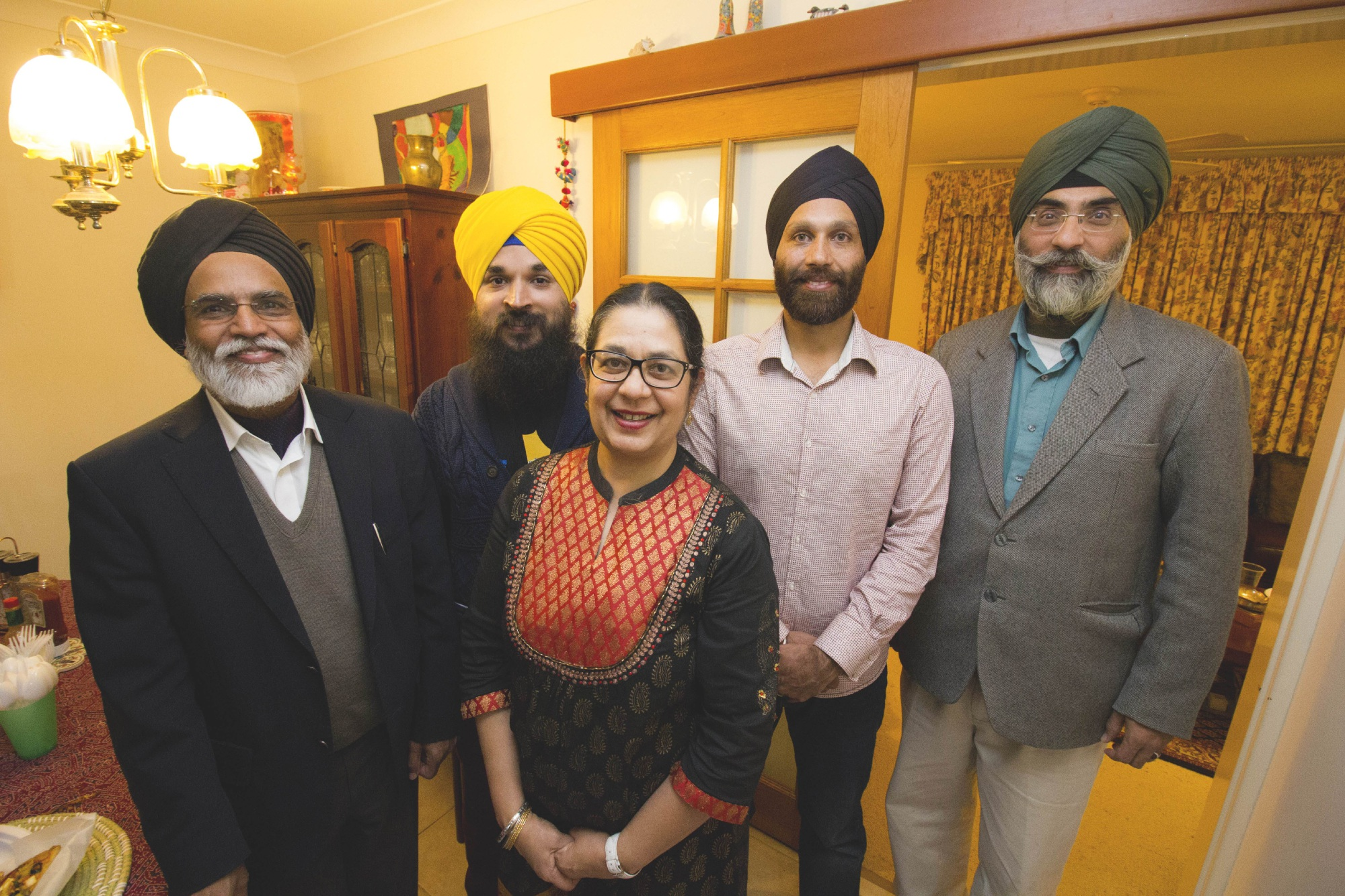 Amarjit Singh Pabla, Harjit Singh, Kuljit Kaur Jassal, Kuldeep Singh and Tarun Preet Singh are among the core group spearheading the Sikh Heritage Trail.