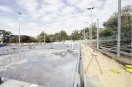 Users likely to lap up new pool at Bold Park