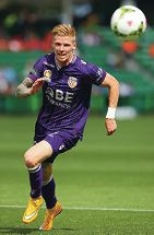 Perth Glory's Andy Keogh will take over as coach at NPL WA club Inglewood United.