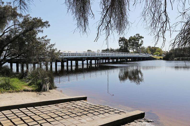 Shelley Bridge.