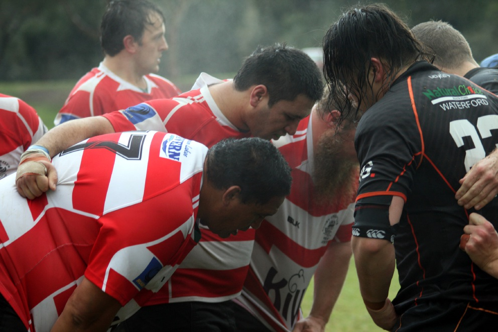 Rugby: Armadale Arks sink in wet conditions