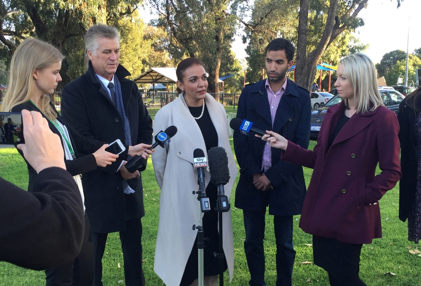 Labor candidate Anne Aly claims victory for Cowan seat.