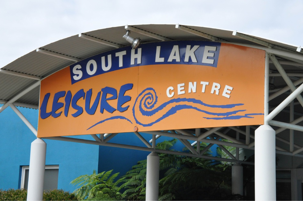 The South Lake Leisure Centre will be decommissioned.