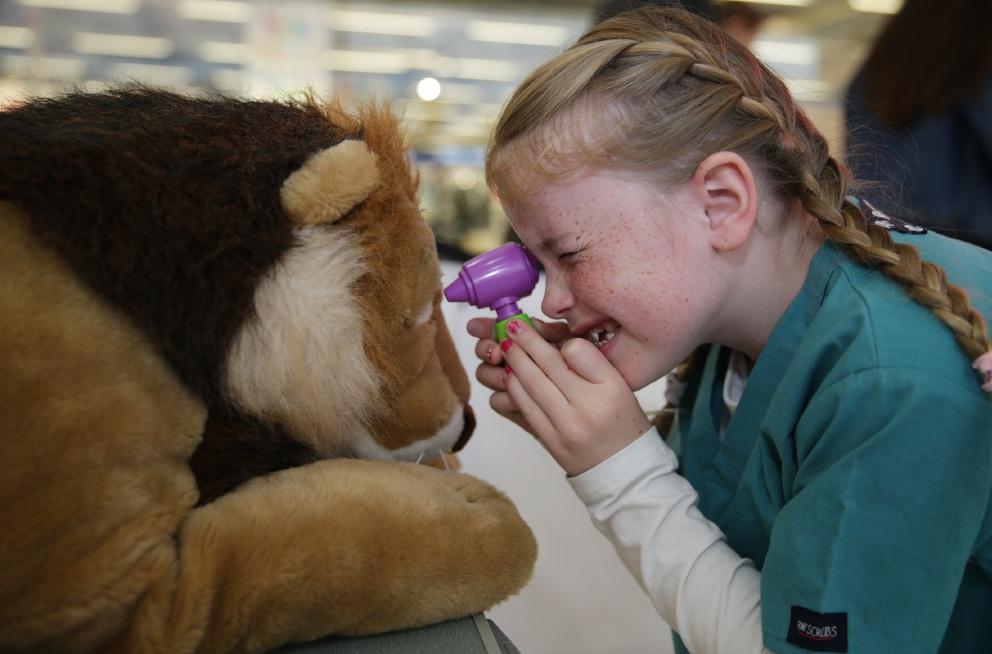 Perth Zoo animal antics for children at Ocean Keys shops