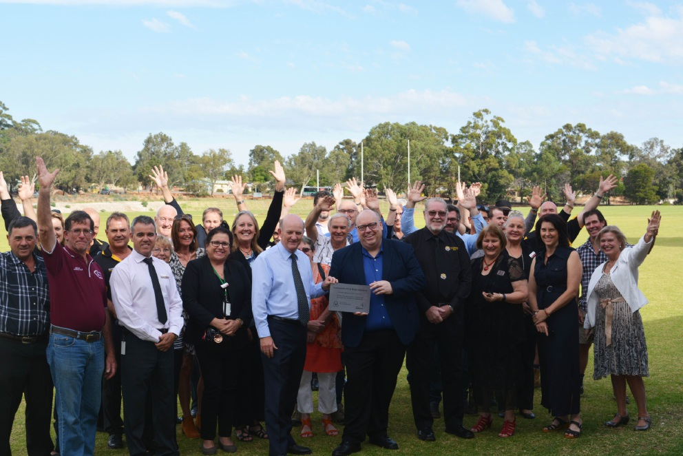 Kostera Oval redevelopment a boon to Kalamunda sporting clubs