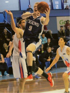 SBL: Willetton Tigers claim double win over East Perth Eagles