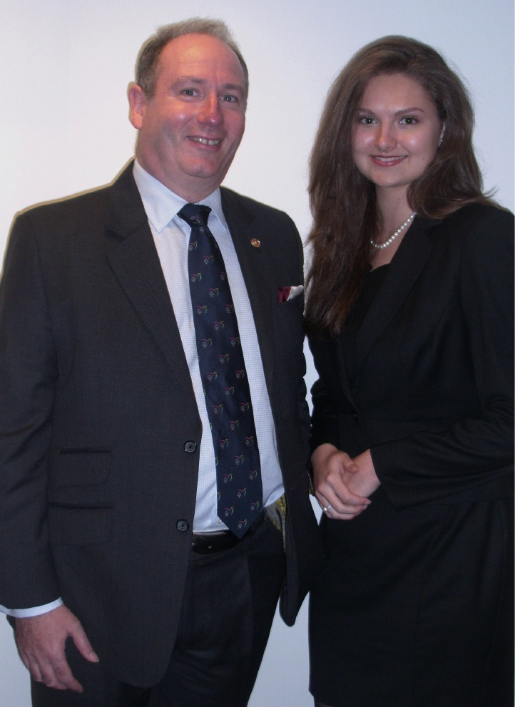 Kallaroo teen takes out prestigious Duke of Edinburgh's International Award