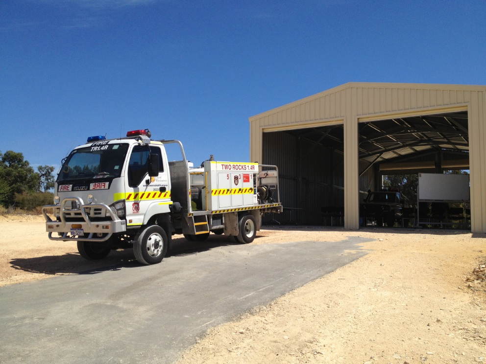 Two Rocks to get own SES unit