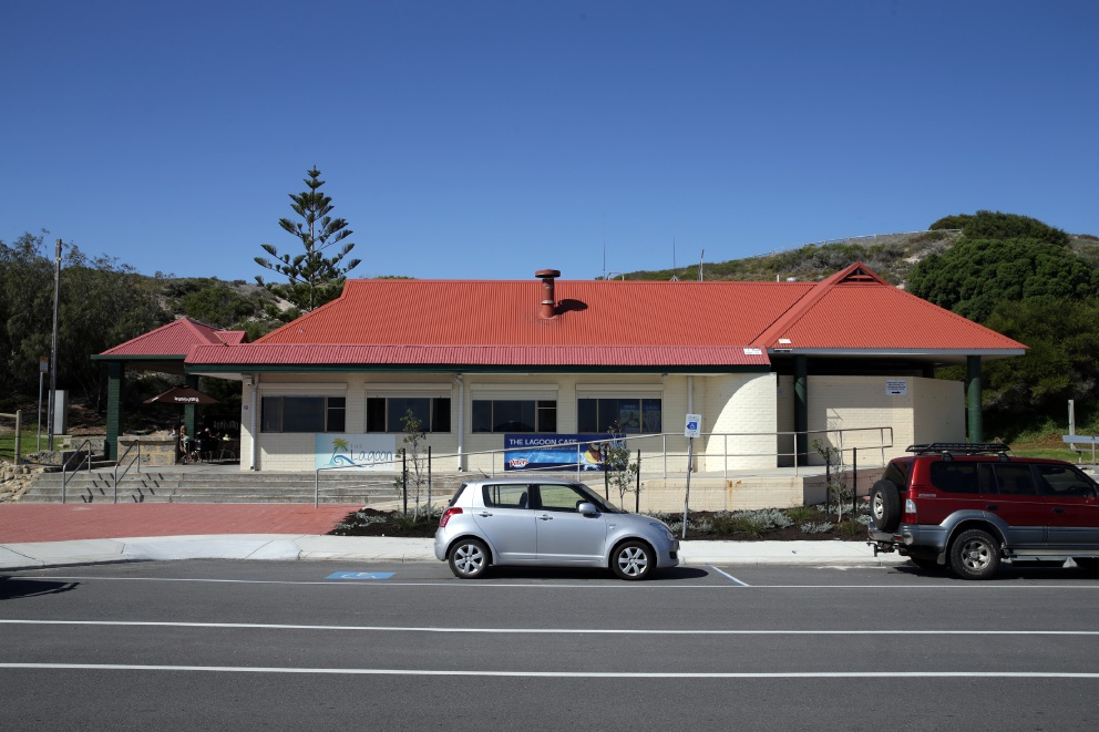 Yanchep Lagoon Kiosk lease report withdrawn for clarification