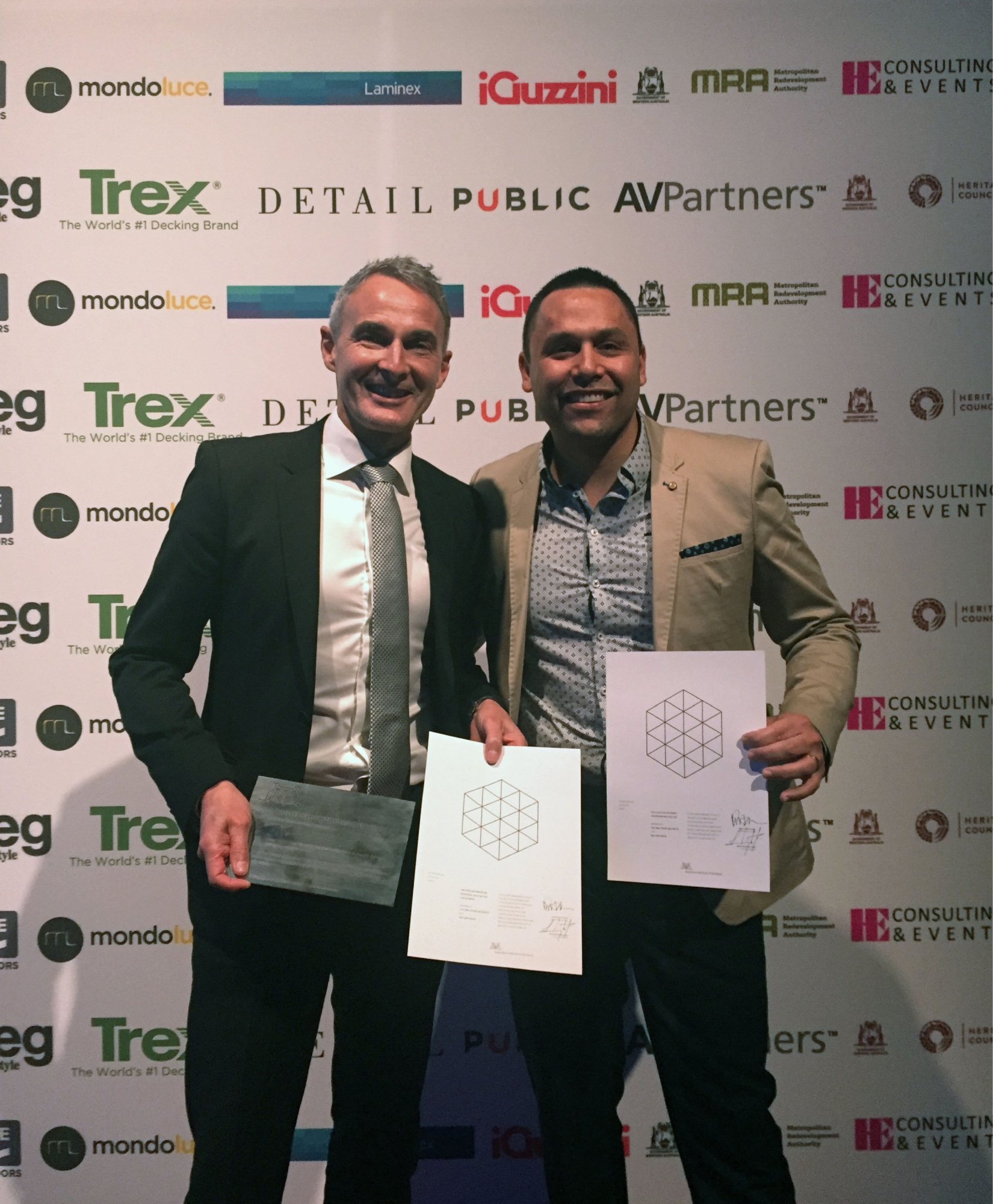 Craig Steere Architects picks up two awards at WA Architecture Awards