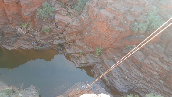 High Wycombe man (25) injured after fall in Karijini National Park