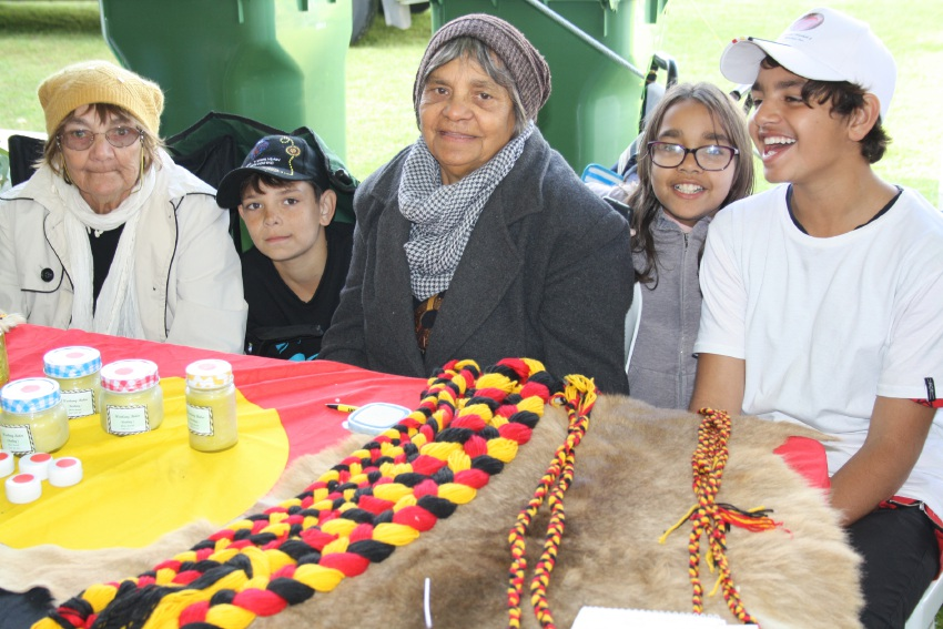 Naidoc Week launched at Elizabeth Quay