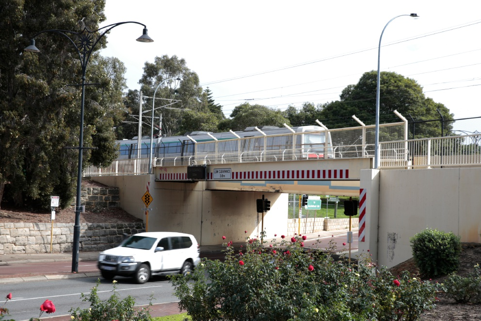 More shelter, seats and toilets top the wishlist for Bayswater Train Station upgrade