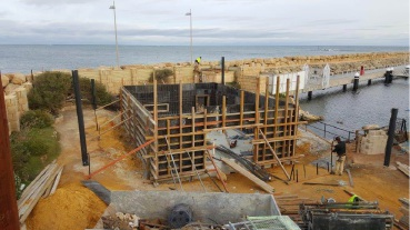 AQWA: new aquarium on way for Stingray Bay